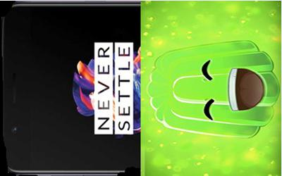 Why Jelly Scrolling effect happened to OnePlus 5?