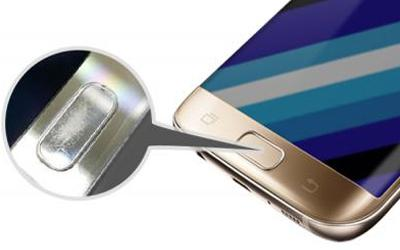 Plastic Again, Watch Out to Keep Scratches Away from Your Samsung Galaxy S7/S7 Edge Home Button