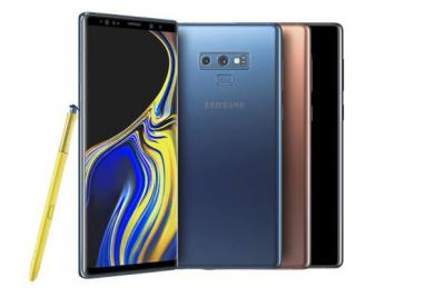 Teardown Comparison: Samsung Galaxy Note 9 VS Note 8