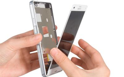 What you should know about Sony Z3/Z3Compact/Z3+, Z5/Z5Compact/Z5 Premium front housing adhesive