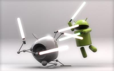 Android IS Starting to Lose Ground to Apple