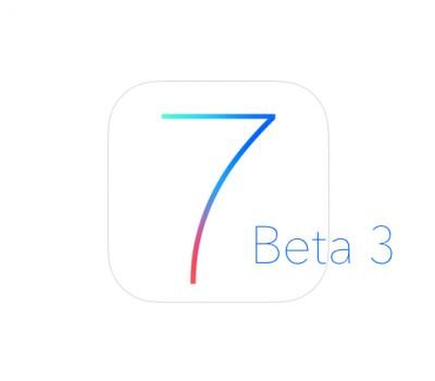 iOS 7 Beta 3 Finally Available