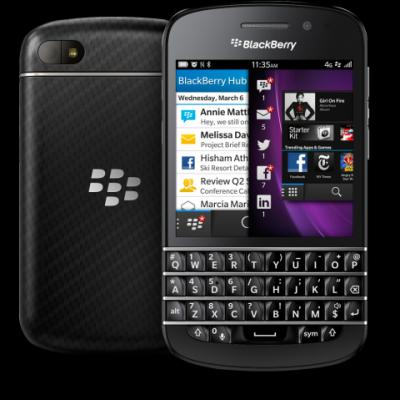 Sprint Nextel Confirms the Launch of BlackBerry Q10 This Summer