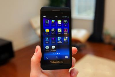 Sprint Will Announce an All-Touch Smartphone in 2013, but Not the BlackBerry Z10