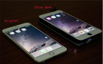Analysis On China Made iPhone 6 Plus LCD Screen