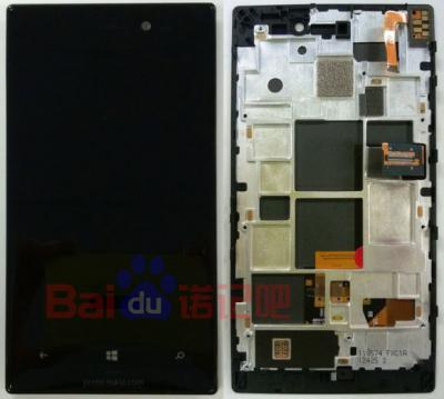 Nokia Lumia 928 Disassembly Photos