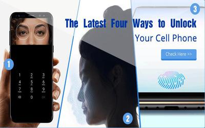The latest four ways to unlock your cell phone