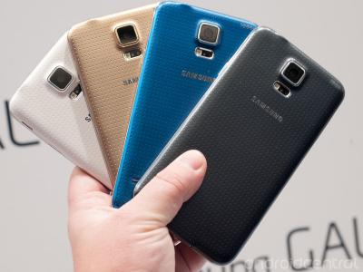 Samsung Galaxy S5--All New Features You Need to Know