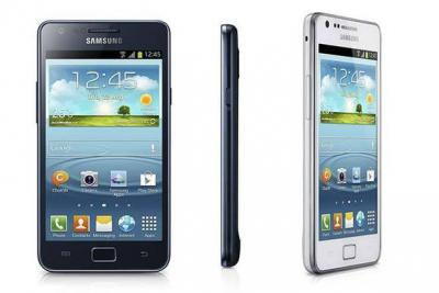 Samsung Release Galaxy S II Plus into the World