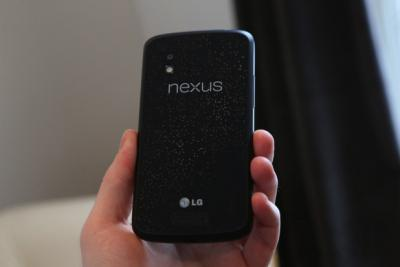 LG and Google Are Surprised By the High Demand for the Nexus 4