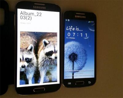 4.3-inch Samsung Galaxy S4 Mini Details Leaked