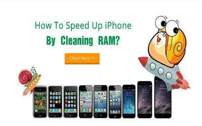 How To Speed Up iPhone By Cleaning RAM?