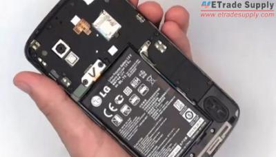 How to Change the Battery on Your Nexus 4