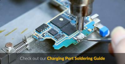 How To Solder/Replace A Samsung Galaxy or iPhone Charging Port