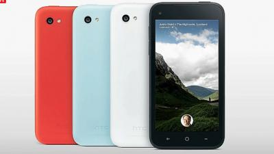 Facebook Phone Coming Out As HTC First