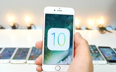 iOS 10 beta software program works well in China Made iPhone 6 LCD