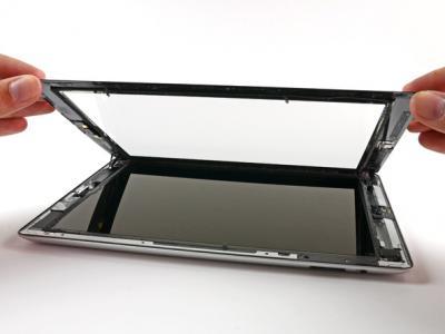 iPad 4 Cracked Screen Repair Guide