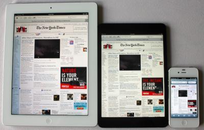 Rumor: iPad 5 and iPad Mini 2 to Debut in March