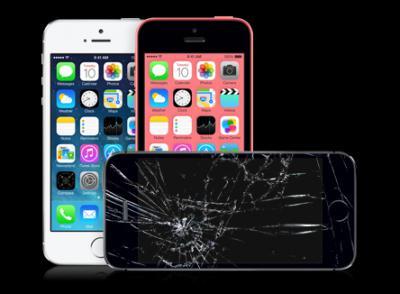 iPhone 5S or 5C cracked screen repair guide