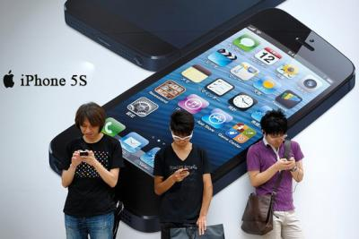 iPhone 5S Production to Start This Quarter