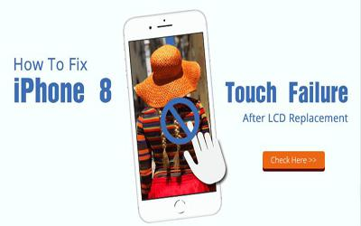 How to Fix iPhone 8 Touch Failure After LCD Replacement