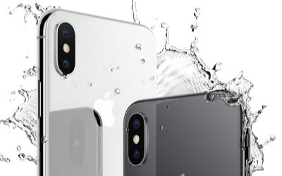 What is the production cost of iPhone X?