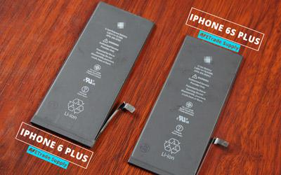 Exchangeable Battery for iPhone 6S+/6+, iPhone 6S/6?