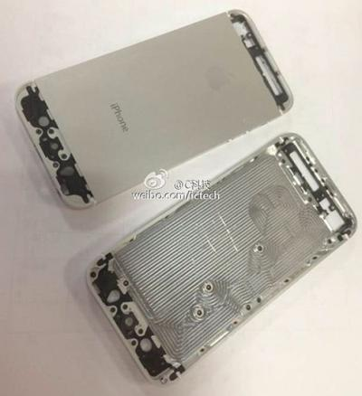 Leaked iPhone 5S Parts Photos and Full Specs