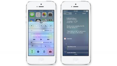 What's new? The new iOS 7