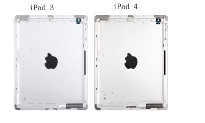 iPad 4 Back Cover