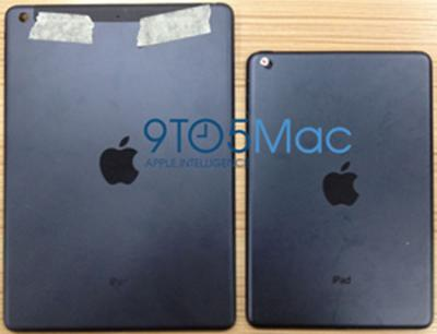 iPad 5 Back Plate Leaked?