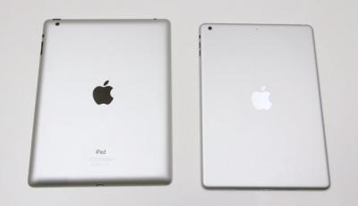 Video: iPad 5 Casing Detailed Comparison with the iPad Mini 2