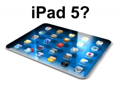 Next Generation Apple iPad to be Mass Produced Next Month