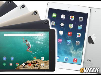 iPad Air 2 VS Nexus 9, Which Is Better?