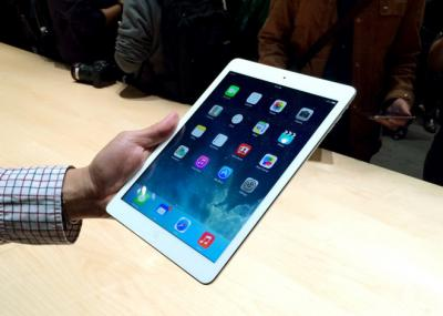 iPad Air Review: Lighter, Thinner and Faster