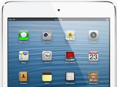 iPad 5 To Be Unveiled Later This Month?