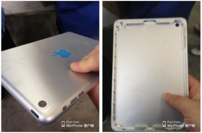 Photos of Rumored iPad Mini II Rear Shell Leaks