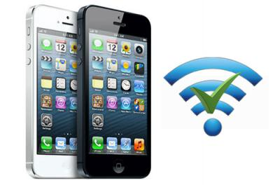 How to Fix the iPhone 5S/5 Wifi Problems