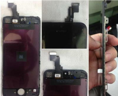 iPhone 5S LCD Display Assembly Leaked
