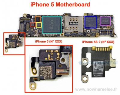 iPhone 5S Parts Leaked Hinting an Updated Camera