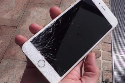 The Cost Of Repairing A Broken iPhone 6 Screen