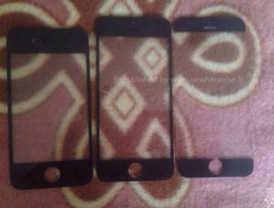 Possible iPhone 6 Screen Leaked