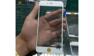 Rumor iPhone 6S Glass Lens Leaked
