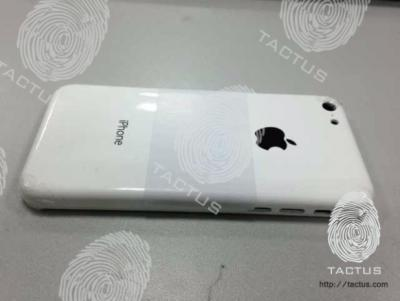 Picture of Low-End iPhone Leaked, Looking Similar to the White iPhone 3G