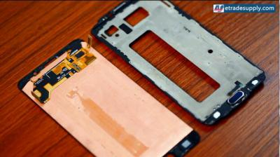How To Tear Down/Disassemble Galaxy Note 5 For Screen Replacement