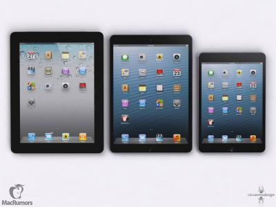 Apple Could Release Thinner, Lighter iPad 5 in April