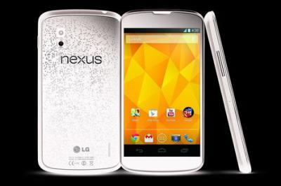 White Nexus 4 Release?