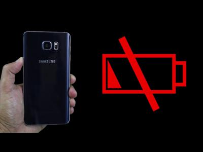 15 Tips to Improve Your Galaxy Note 5's Battery Life