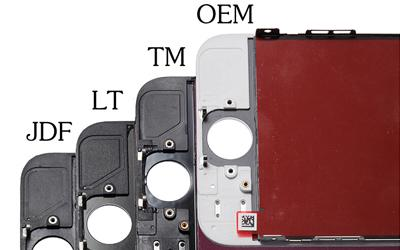 *Update* The Root of Differences among Copy iPhone LCDs: Structure