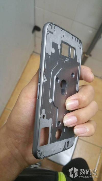 iPhone Copycat Galaxy S6 Metal Frame Leaks